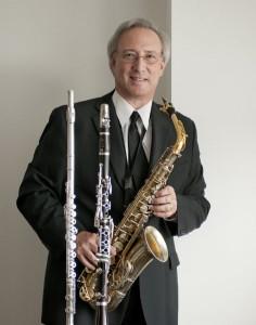 Ed Joffe - Flute, Clarinet, Saxophone