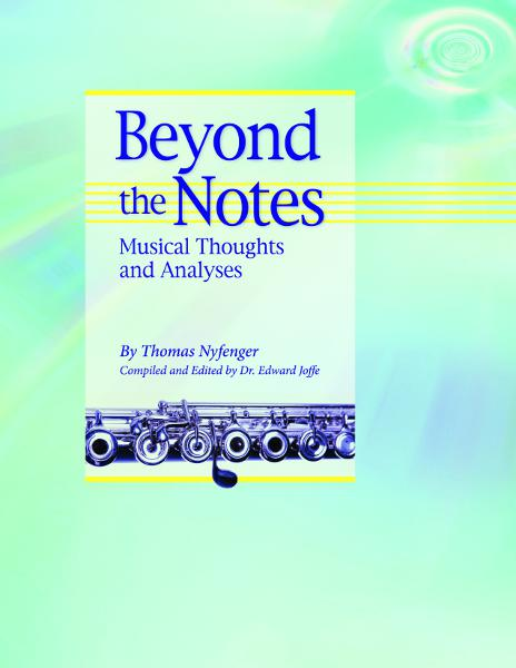 Beyond the Notes Book Cover