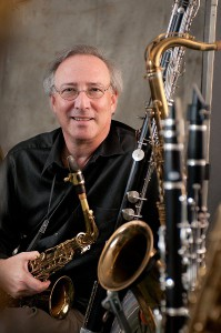Ed Joffe with Five Woodwinds