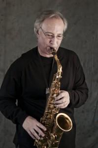 Ed Joffe Plays Alto Saxophone