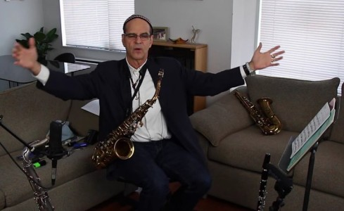 Lawrence Feldman Lesson on Woodwind Styles