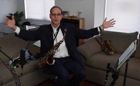Lawrence Feldman Lesson on Woodwind Styles