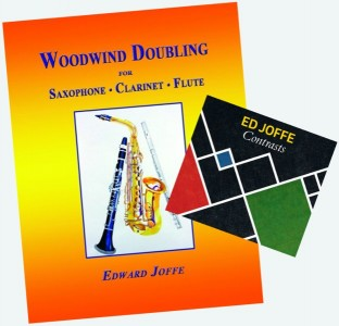 Woodwind Doubling Book and Contrasts CD Package
