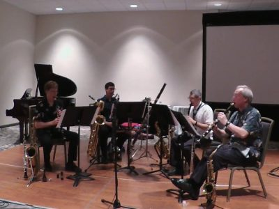 Broadway Clarinet Doubling