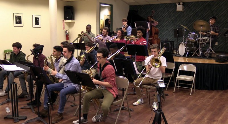 Count Basie Big Band Clinic