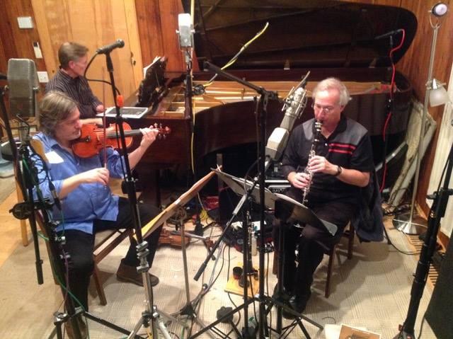 Recording Bartok