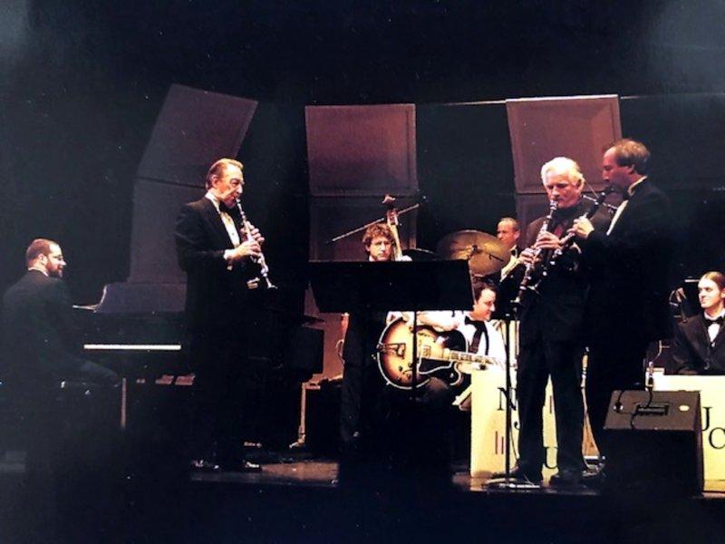 Buddy DeFranco, Ron Odrich & Ed